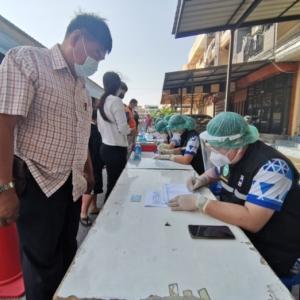 タイ)チョンブリ県の本日新規陽性者が0人に!昨年末から約一か月ぶり