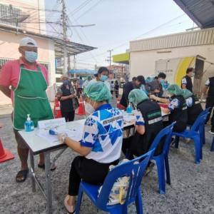 タイ)チョンブリ県でハイリスク者に感染検査を徹底!邦人のスナック等訪問者も