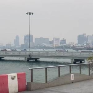 注意:パタヤ)大気汚染がまた悪化!パタヤが汚染スモッグに覆われる(動画付き)