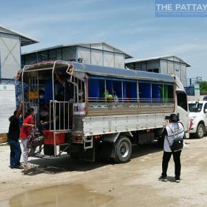 ラヨーン)本日新規陽性者63人に増加、Map Ta Phutの建設現場などで60人陽性