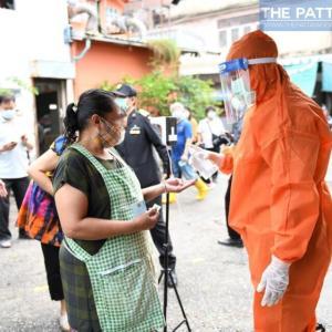 注意:チョンブリ)陽性者のTime Line発表(6月24日) シラチャ、Mueang等