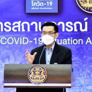 タイ)CCSA見解、ほぼ全都県でピークアウト 重症者数3464人に減少