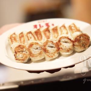 名物のしそ餃子や生姜の餃子などアレンジメニューも豊富でキノコとバターの餃子やクラフトビールで連日大盛況!神戸餃子オレギョ中央店