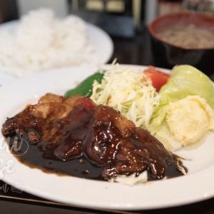 神戸・西元町のリーズナブルでボリューム満点の洋食店で味わう洋食ランチ!洋食のマルヤ西元町店