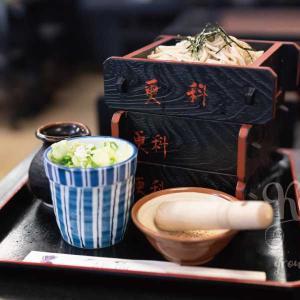 京都・二条エリアの観光客にも人気の80年以上つづく昔ながらの老舗蕎麦店!そば処 更科