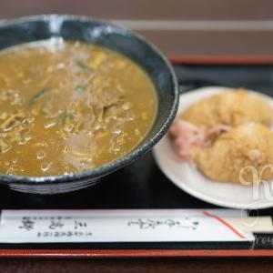 京都・百万遍の大正時代に和菓子屋として創業したお店で味わう名物のカレー中華!三高餅