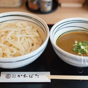 大阪・下新庄の同料金で特盛が選べるお得なうどん店で冷やしカレーうどん!讃岐饂飩かわばた