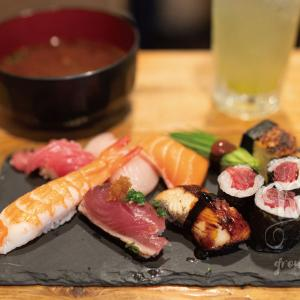大阪・西中島南方のコスパ抜群のランチ寿司が味わえる人気店!立ち寿司 杉尾 西中島店
