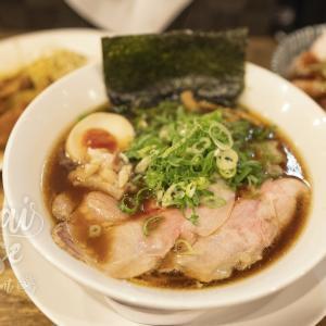 大阪・天満橋のコスパ抜群のランチセットが味わえるラーメン&つけ麺のお店!岡本商店 谷町店