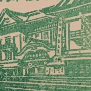 JR有楽町駅のスタンプ