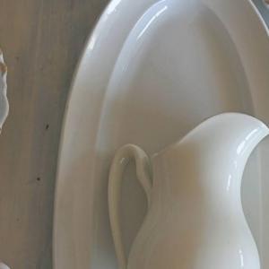 南仏陶器 ムスティエ 白釉の器やヴァロリスなど♪
