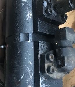 油圧ポンプオーバーホール