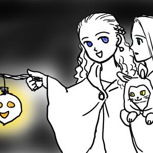 ハロウィンは妖精の新年