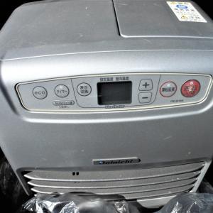 リサイクルショップで石油ファンヒーターを売りました。