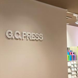 【G.C.PRESS】デザイン探訪♪