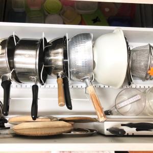 キッチン引き出し大改造!【オンライン整理収納事例】ニトリの商品で使いやすいキッチンに♪