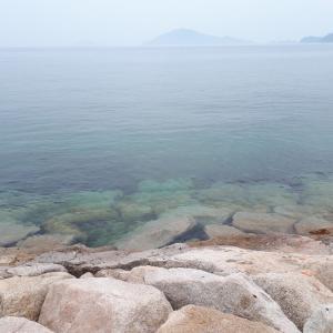 周防大島へフカセ釣り 6月6日