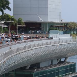 【2019年シンガポール旅行記⑤】 Marina Bay Sands宿泊記 期待を裏切らないシンガポールの象徴!