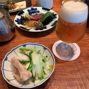 【福岡旅行記2019年10月②】 とり田で水炊きを満喫し、新しい福岡空港ANA LOUNGEを体験