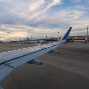 2018年 ANA SFC修行7回目① 変則三角飛びで初のセントレアから新千歳へ 新千歳空港温泉を満喫しました!    NRT-NGO-CTS-NRT修行記①