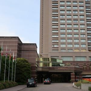 【宿泊記】ウェスティンホテル東京 マリオットボンヴォイの特典を活用