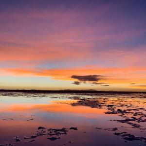 【DAY364・ボリビア 】ウユニ塩湖1日ツアーへ🚘幻想的な夕焼け