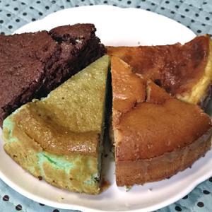 お取り寄せグルメ:Cafe1001のアソートケーキセット
