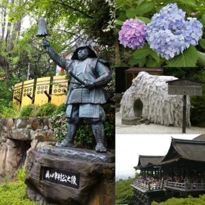 大阪京都 縁切り詣での旅・扉