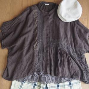 【ZOZOUSED古着とGUシェフパンツ】でコーデ!レディースファッション