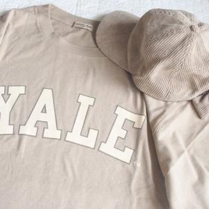 【100均ダイソー】後ろリボンのコーデュロイキャップ帽子がカワイイ!秋冬の小物