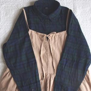 【ユニクロ】フランネルシャツが期間限定価格1290円!チェック柄を購入コーデなど