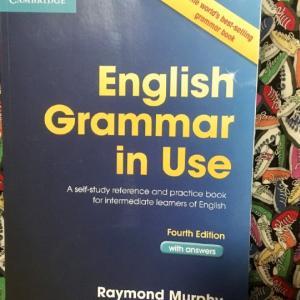 【これ1冊で完璧】マーフィーのケンブリッジ英文法 – English Grammar in Useの使い方