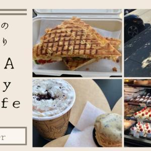 【バンクーバー】バリスタのカフェ巡り⑦24h営業Breka bakery and cafe