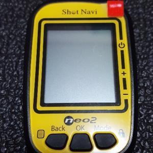 【ふるさと納税】GPS距離計測器(ゴルフ ショットナビ neo2)