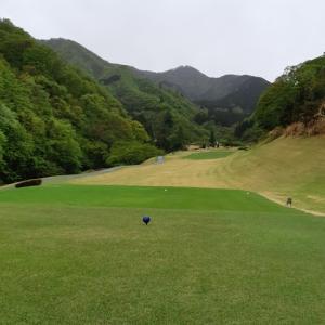【ゴルフラウンド】今年初めてのラウンド|秋山カントリー