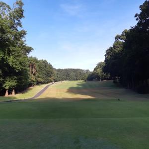 夫婦で真夏のゴルフラウンド|水戸ゴルフクラブ