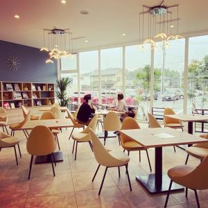秘密のカフェ