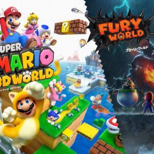 スイッチ「スーパーマリオ3Dワールド+フューリーワールド」情報公開