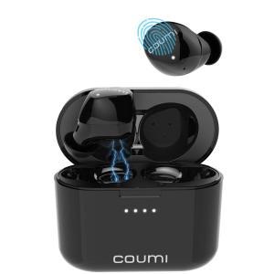 【レビュー】おすすめの完全ワイヤレスイヤホン:coumi TWS-817A