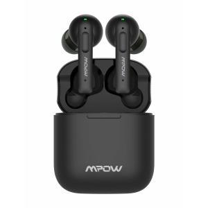 【レビュー】おすすめの完全ワイヤレスイヤホン:Mpow X3 ANC