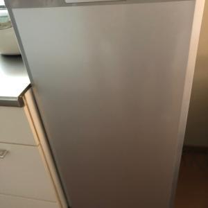 冷凍庫到着