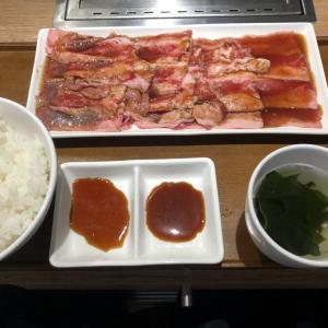 『焼肉ライク 天満橋店』うまい安い早い!三拍子の1人焼肉。この価格で肉もタレもそこそこうまい!!