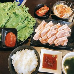 『焼肉 三松』鶴橋の名店!韓国通り。昼から焼肉・サムギョプサルがうまい!