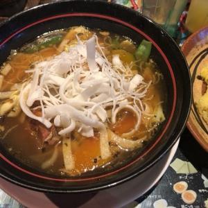 『マジックスパイス 難波店』スープカレーの元祖、大阪にも。幅広いメニュー構成で、とてもウマい。