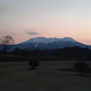 開田高原へ夏を迎えに