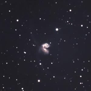 NGC4038,NGC4039  アンテナ銀河