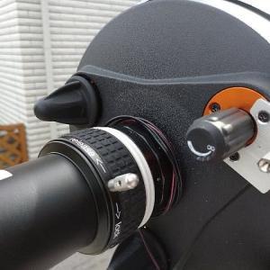 HD800にも モーターフォーカサー