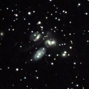 ステファンの五つ子銀河