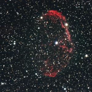 NGC6888 クレセント星雲
