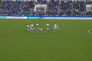 2019 J2 第4節 横浜FC戦(A):素直には喜べない勝利